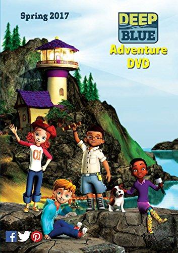 Deep Blue Adventure DVD Spring 2017: Ages 3-10 by Abingdon Press