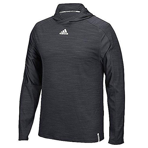 Adidas Modern Varsity Mens Training Hoodie 3XL Black