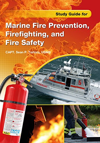 Price comparison product image Study Guide for Marine Fire Prevention,  Firefighting,  & Fire Safety