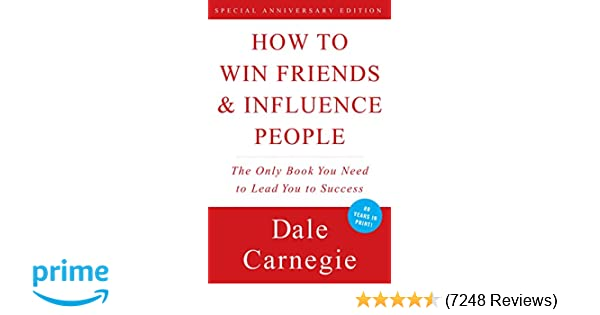 How to win friends influence people dale carnegie 8937485909400 how to win friends influence people dale carnegie 8937485909400 amazon books fandeluxe Image collections