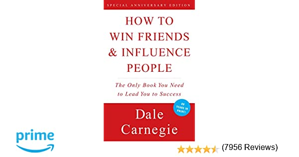 How to win friends influence people dale carnegie how to win friends influence people dale carnegie 8937485909400 amazon books fandeluxe Images