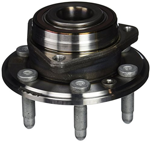 ront/Rear Driver or Passenger Side Complete Wheel Hub and Bearing Assembly fits 10-16 Cadillac SRX ()