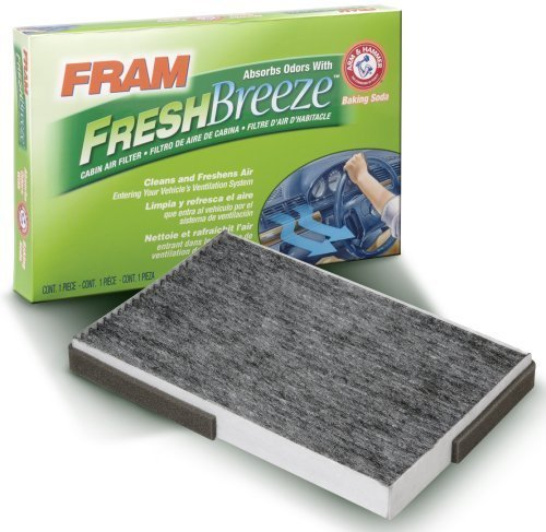 FRAM CF10136 Fresh Breeze Cabin Air Filter by Fram
