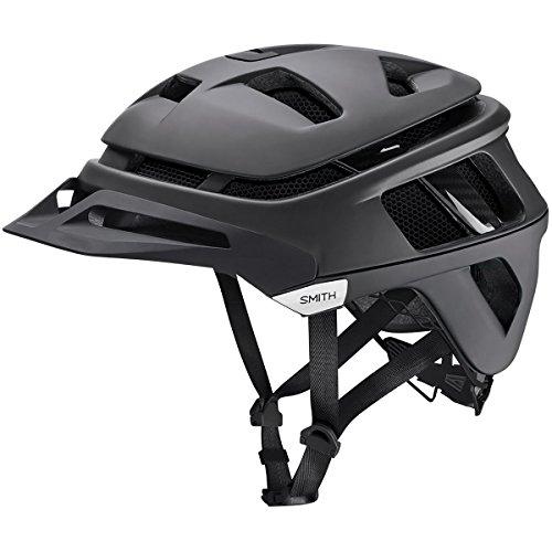 Smith Optics Forefront Bike Helmet – Matte Darkness – Medium