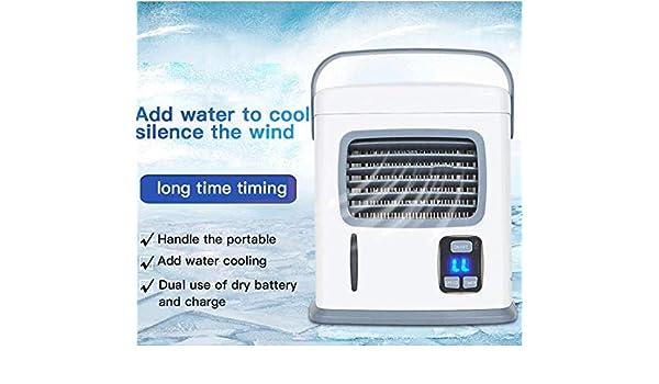 Wide.ling Mini acondicionador de enfriamiento de Aire Portátil USB ...