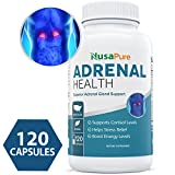 Best Adrenal Supports - Best Adrenal Support 120 Capsules - Comprehensive Adrenal Review