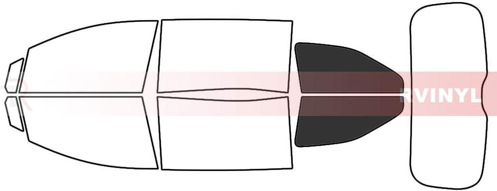 Rtint Window Tint Kit for Honda Odyssey 2018-2020 Back Kit 20/%