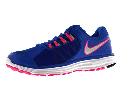 best service 549f6 3fcea Nike Lunar Forever 3 Running Shoe (7 B(m) Us, Hyper Cobalt white metallic  Silver)  Amazon.co.uk  Shoes   Bags