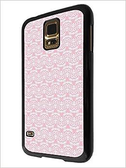 Amazon Com 002871 Geometric Girly Pink Wallpaper Pattern Design For Samsung Galaxy S6 Edge Fashion Trend Case Back Cover Plastic Thin Metal Black 5057346162676 Books