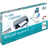 IRISCard Anywhere 5 Portable Business Card Recognition Scanner