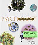 Exploring Psychology in Modules (Paper), Myers, David G., 1464111731