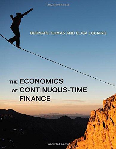 The Economics of Continuous-Time Finance (MIT Press)