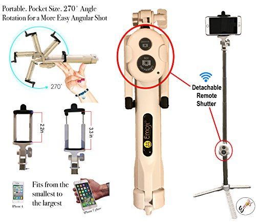 Bluetooth Function Extendable Monopod Devices product image