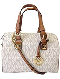 Grayson Medium Chain Signature Satchel