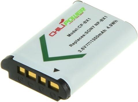 Cámara Cargador De Batería Para Sony NP-BX1 RX100II DSC-WX300 DSC-HX50 DSC-HX300
