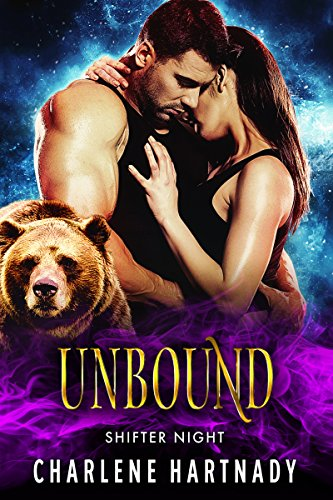 Unbound (Shifter Night Book 2) cover