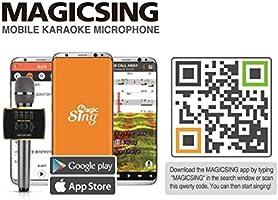 Magic Sing ET23Pro w//2 Wireless Mics Karaoke BUNDLE /· 10,000 English Songs WI-FI Extra Free Tagalog Extreme 3 Song Chip