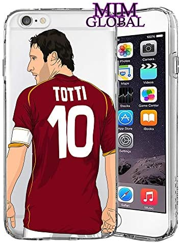 MIM Global Football Futbol Soccer Protectores Case Cover Compatible para Todos iPhone (iPhone 6 Plus/6s Plus, King of Rome): Amazon.es: Electrónica