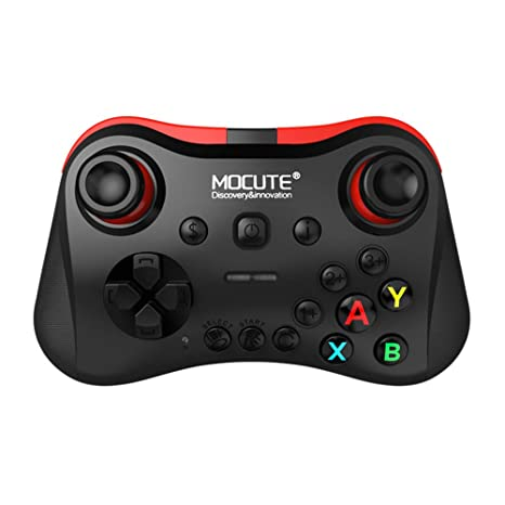 Amazon Com Bluetooth Game Controller Mocute Wireless Joystick Vr