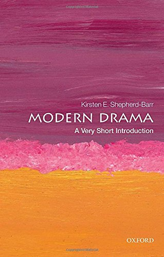 Modern Drama: A Very Short Introduction (Very Short Introductions)