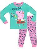 Peppa Pig Girls' Peppa Pig Pajamas 5