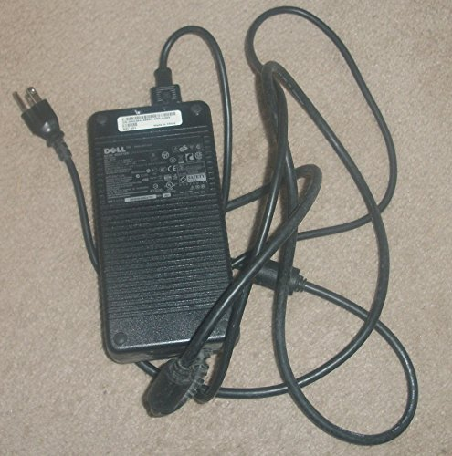 Genuine Dell 220W DA-2 AC Power Supply Adapter and Cord for OptiPlex Ultra  Small Form Factor (USFF) GX620 SX280 745 755 760  Dell Part Numbers M8811