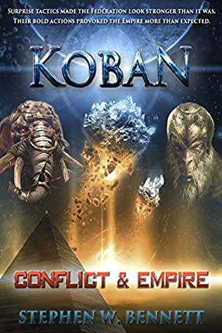 book cover of Conflict and Empire