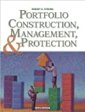 img - for Portfolio Construction, Management, and Protection (text only)5th (Fifth) edition by R. A. Strong book / textbook / text book