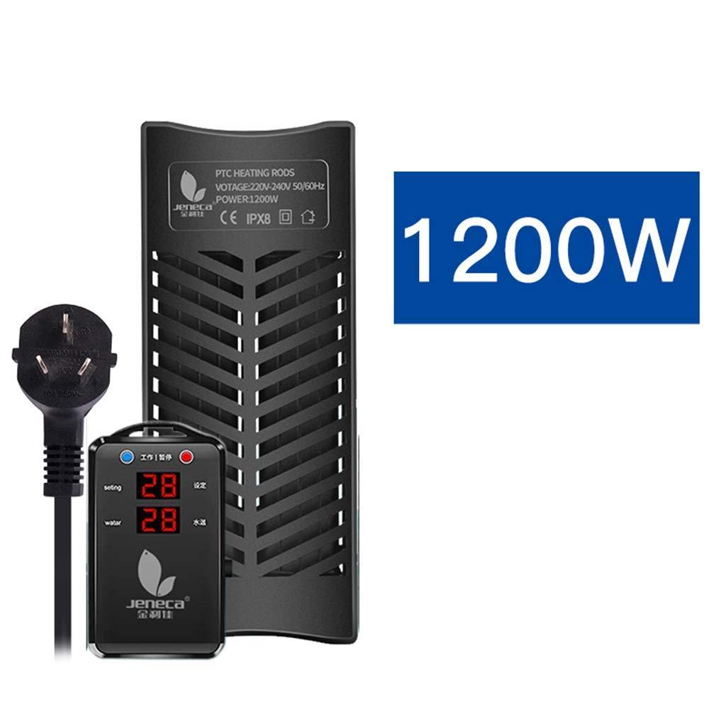 acquisto limitato Xinjin-C Riscaldatori per per per acquari Termostato Digitale Intelligente per Acquario con Interruttore Indipendente e termostato Intelligente 220v Nero  tutti i beni sono speciali