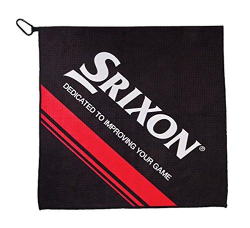- Srixon Tri-Fold Towel 2017, Black