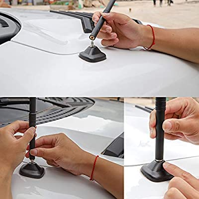 JeCar Antenna for Ford F150 2009-2020, 13 Inches Truck SUV Car Radio Antenna: Car Electronics