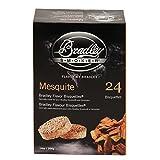 Bradley Smoker BTMQ24s Bisquettes, Mesquite, 24-Pack