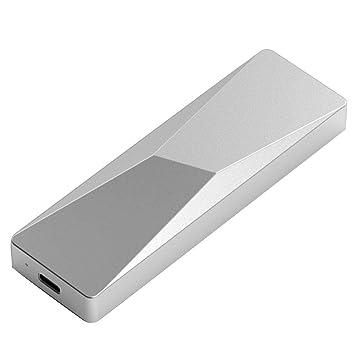 Blueendless PC280A - Carcasa para Disco Duro Externo (USB 3.1, 10 ...