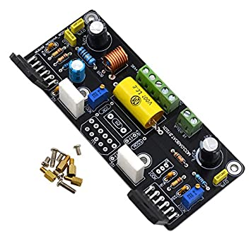ynuth LM3886 X3 paralelo Panel amplificador de potencia 100 W Mono Class AB DC Audio