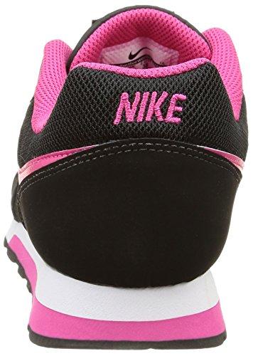 Ragazze Nike GS Scarpe White Ginnastica 006 Bambine Runner e da Nero 2 Pink Vivid MD Black qqrWHnfwTz