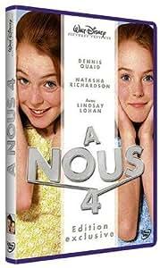 A nous quatre - Quelle famille... [Francia] [DVD]