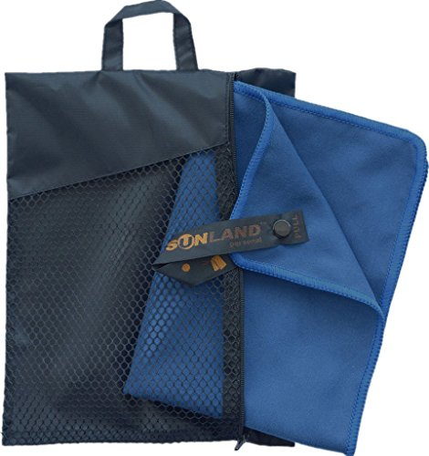 SUNLAND Microfiber Travel Towel