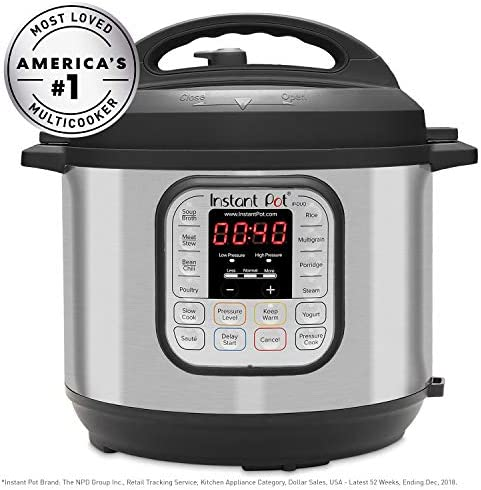 home, kitchen, kitchen, dining, small appliances,  electric pressure cookers 3 picture Instant Pot Duo 7-in-1 Electric Pressure in USA