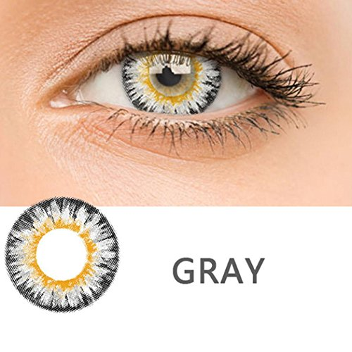 Meflying Materials Multicolor Cute Charm and Attractive Contact Charm Eye Lense
