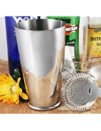 Acquisition 28 oz. Heavy Base Stainless Steel Cocktail Shaker saleoff