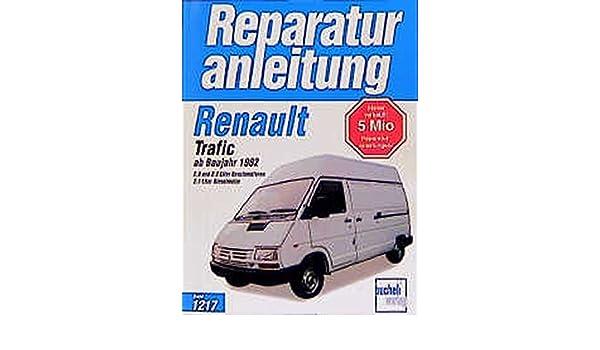 Renault Trafic (ab Baujahr 1982): Amazon.es: Desconocido: Libros