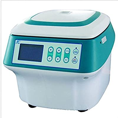 Hanheng Instrument Co.® H&H Electric Centrifuge Lab desktop timer Microcomputer control 20mlx8