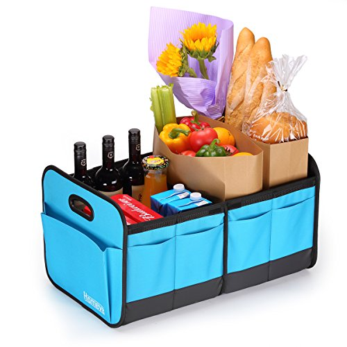 Homeve Foldable Organizer Reinforced Handles