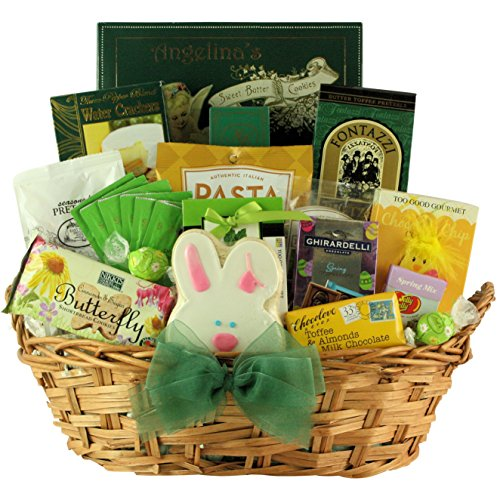 GreatArrivals Grand Wishes Gourmet Gift Basket, 6 pounds