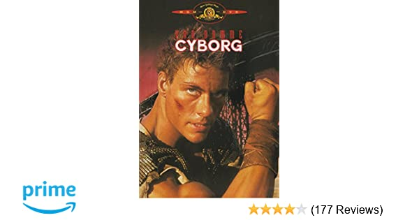 Amazon com: Cyborg Dvd: Jean-Claude Van Damme, Deborah