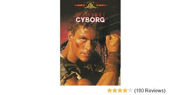 Amazon.com: Cyborg Dvd: Jean-Claude Van Damme, Deborah ...