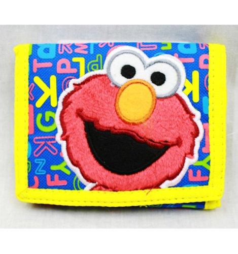 Trifold Wallet - Sesame Street - Elmo ABC Reading