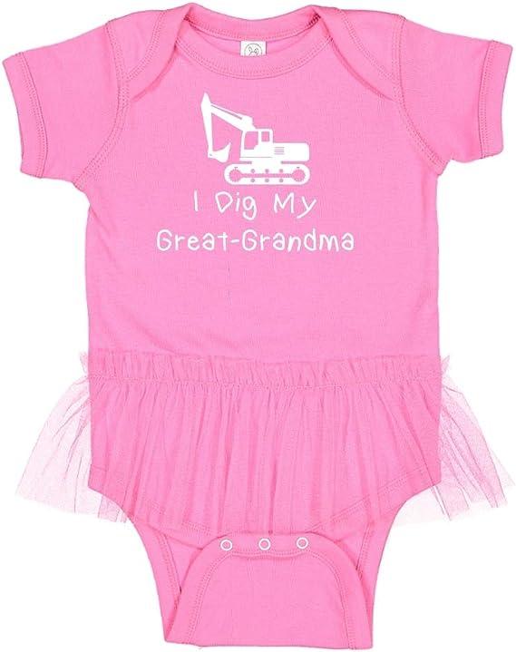 Toddler//Kids Sweatshirt Mashed Clothing I Dig My Grandma