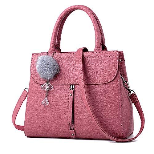 Clásico Bolso GWQGZ Bolso De Nueva Azul Señoras Aire Minimalista Pink Moda Casual Y1wZaY