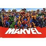 Marvel - Heroes Poster Print (36 x 24)